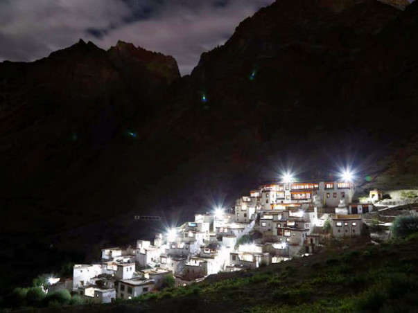 Electrify remote villages of Ladakh with GHE