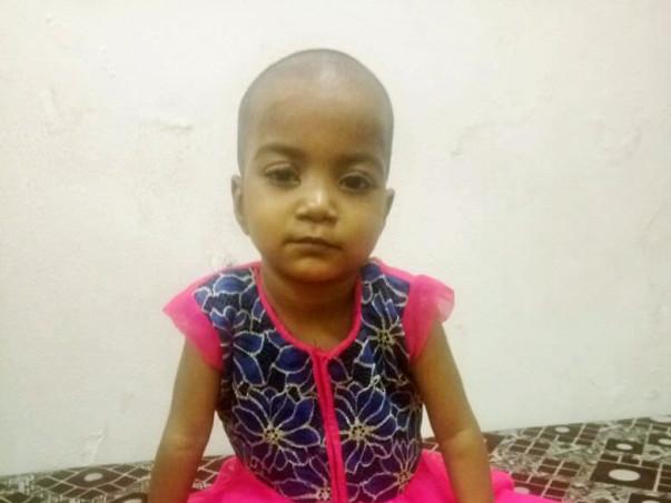 Help 4-Year-Old Bushra To Undergo A Heart Transplant