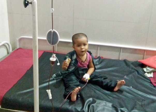 Help Tarun Pariyani to do born Marrow for fight with Thalassemia Major