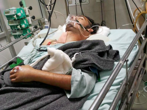 Help Aadil Recover From Multiple Injuries