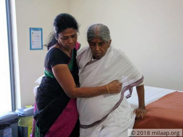 Save This 62-Year-Old Who Dedicated Her Life To Helping People