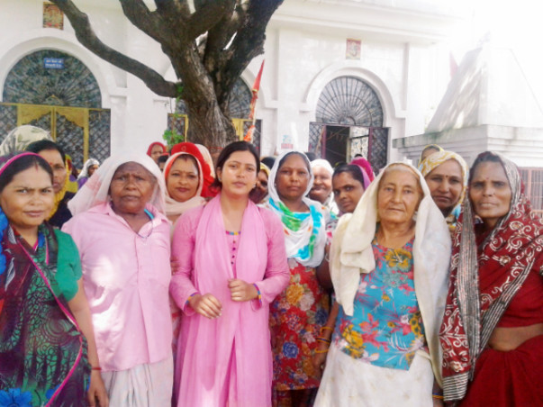 Help Build A Home For 20 Old Women