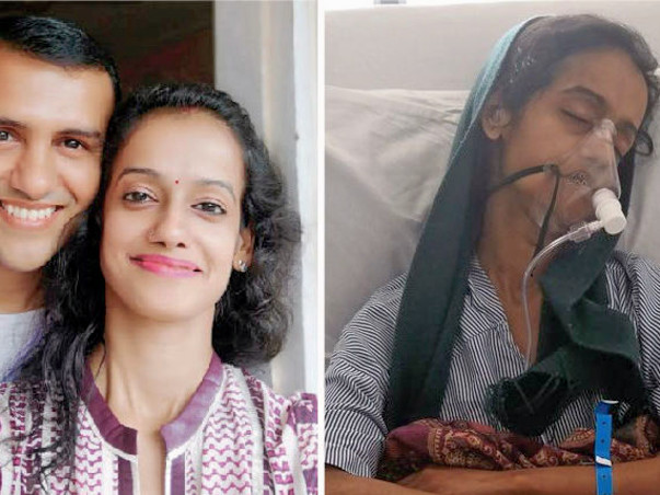 Reena Needs Your Support To Fight Respiratory Disease
