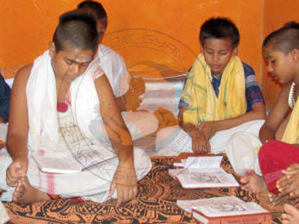 Shri Kapileshwar Vedic Gurukulam Fund