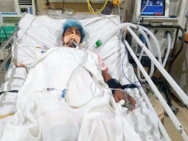 23 Years Old  Iklesh Kumari Needs Your Help Fight Liver Damage & Brain Fever