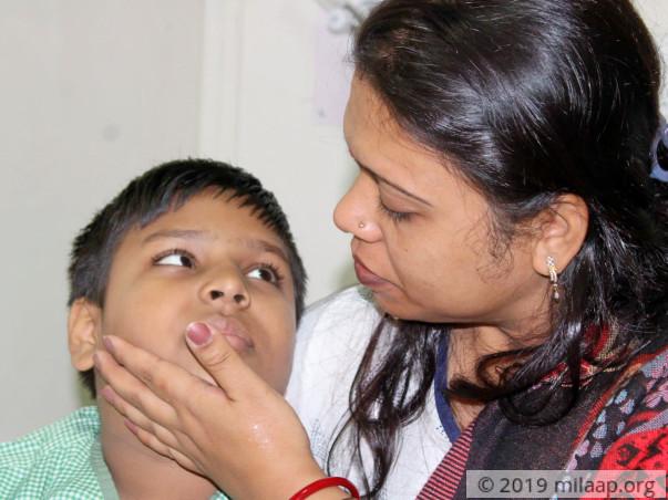 Help Sagar to undergo his treatment