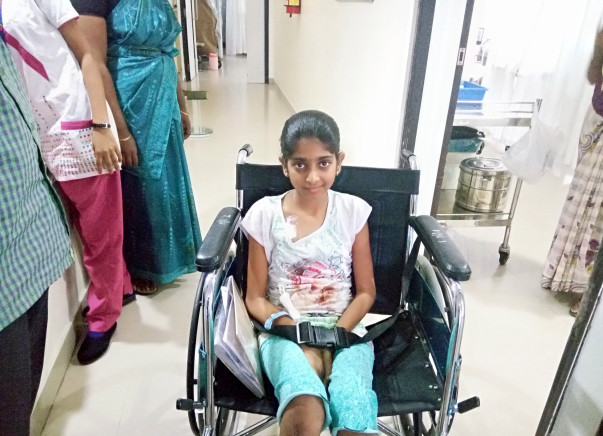 Help Ankita Fight Blood Cancer And Get Back To School