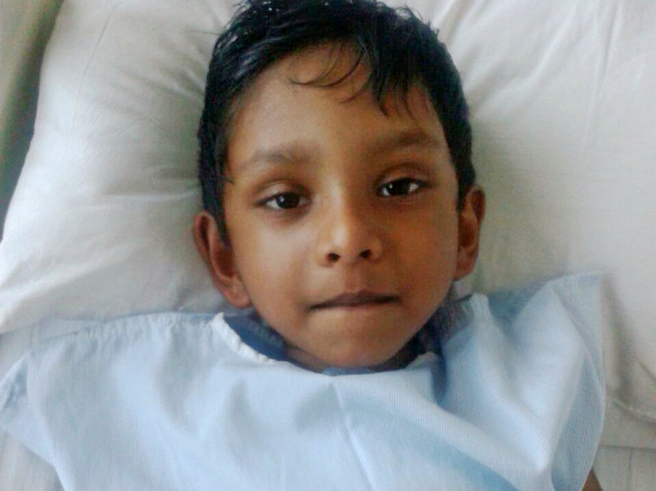 Help 6-Year-Old Preetham Fight Cancer