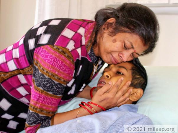 Help Aryan Mishra Fight Liver failure