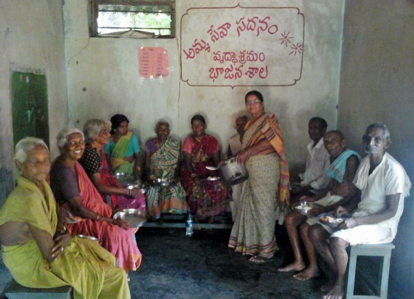 Your Small Donation Can Help In Building An Old-Age Home