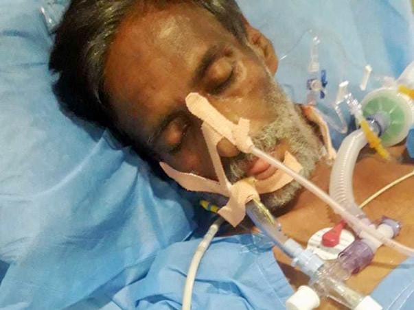 My Friend Sadiq Ali Is Struggling With Pneumonia, Help Him