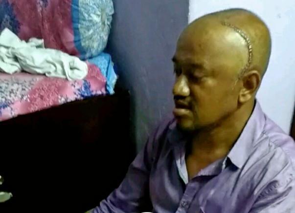 Help Rashad from life threatening Brain tumor