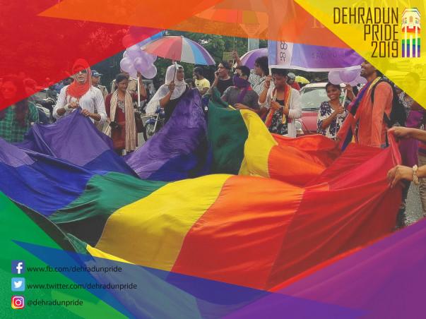 Dehradun Pride Parade 2019