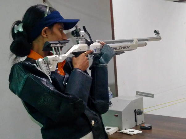Help Tejaswinee Clinch Gold For India In Shooting