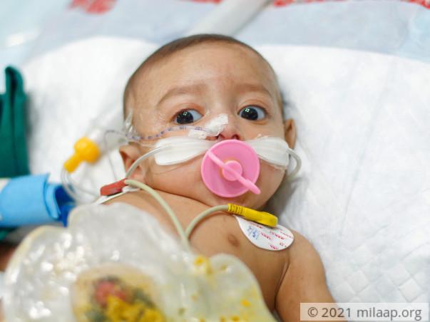 Sara Hasin needs your help to fight disease