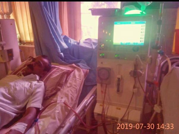 Help Devasya Joseph Who Is Suffering From Chronic Kidney Disease