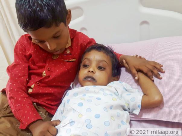 Help Dhanshika Fight Primary Immune Deficiency