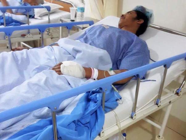 Help Dharmadas Bhattacharjee Fight Undergo Prosthetic Leg Surgery