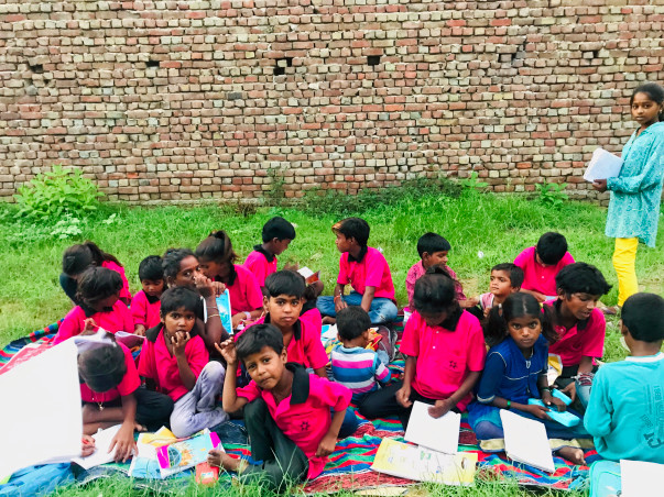 Help these children for food , education  and all their necessities