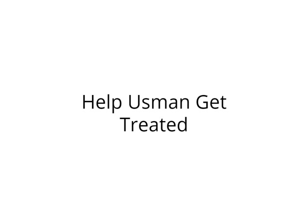 Help Mohammed Usman Recover From Heart Disease
