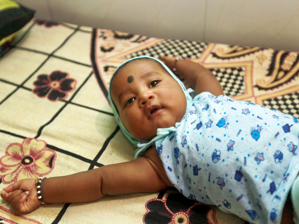 Parents Have 5 Days To Save Only Surviving Baby From Liver Disease