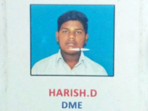 Help Harish Pay His College Education Fees
