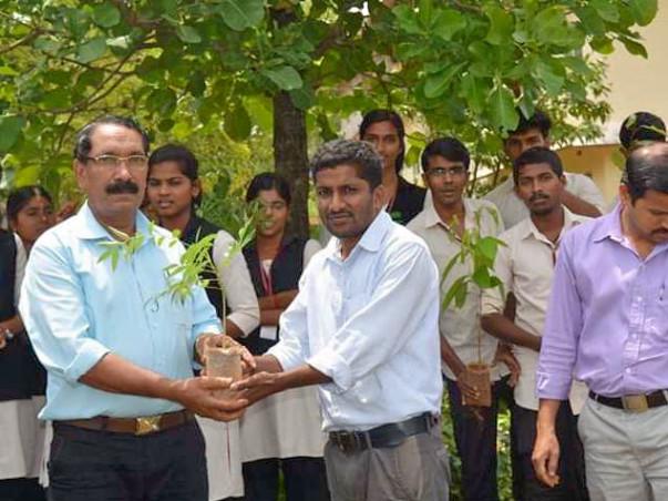 Primary Kids Education, Planting, Happiness Program