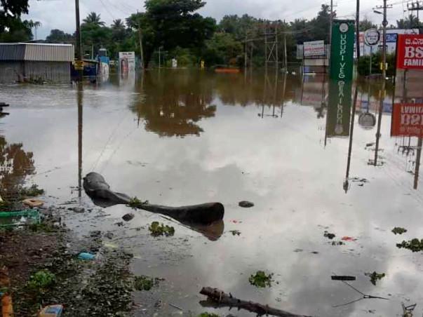 Flood relief for Uttar Kannada