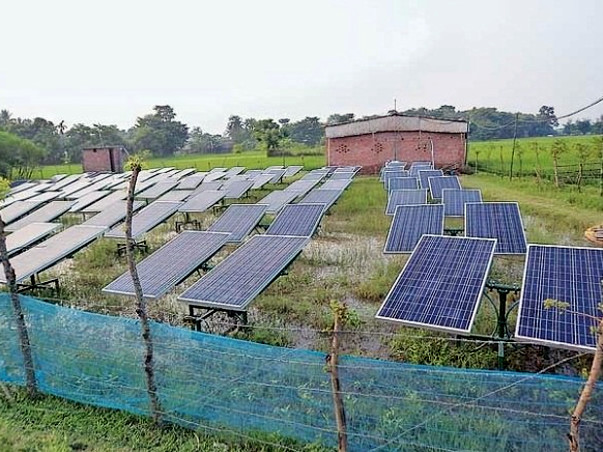 Support A Solar Project In Rural Areas for Electricity
