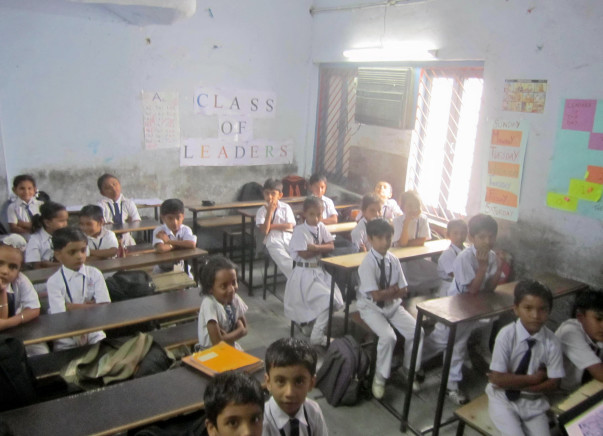 I am fundraising to create a better future for my class of leaders