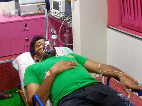 Help and Pray about my cousin Subrahmanyam T