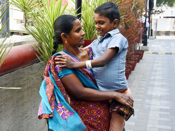 Save 8-year-Old Kanappan From A Serious Blood Disease