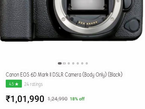Help A Passionate Photographer To Buy DSLR Camara