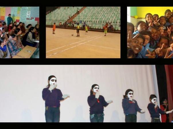 I am fundraising to TARANG, Showcase by students