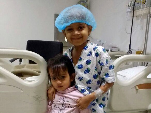 Request for Financial help for my daughter's (Paridhi Jha) Second BMT