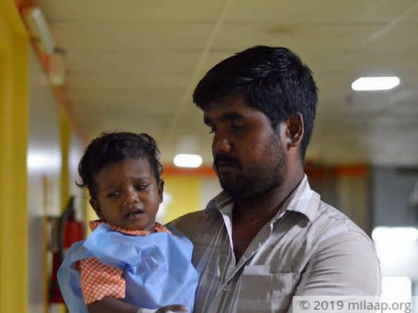 Help My Son Deepak Fight Thalassemia Major