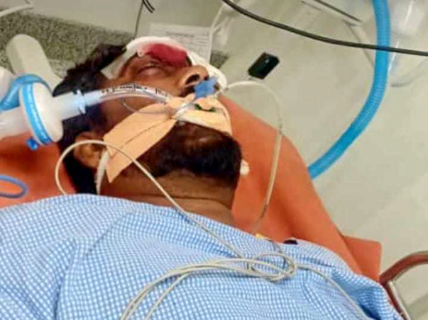 Help Sashi Recover from Severe Injuries