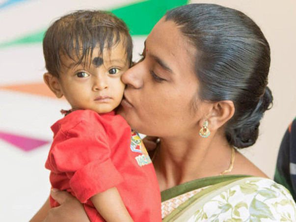 Born Preterm, Timely Treatment Can Still Save 6-month-old Baby Ganesh