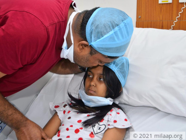 Tasnim Jaman needs your help to undergo her treatment