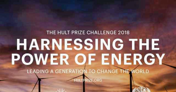 Eureka at the Hult Prize Regional Finals 2018 | Milaap