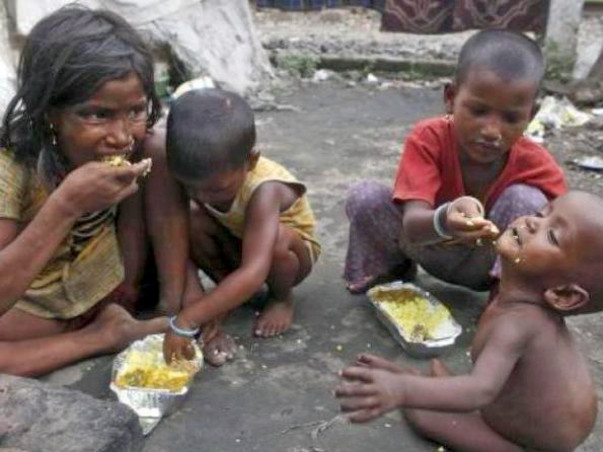 Feed The Hungry. Kindly donate and help.