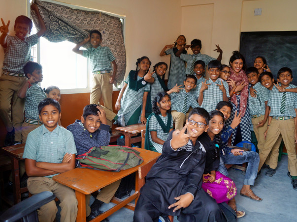 Svāvalambi - Help My Students Become Self-Sufficient