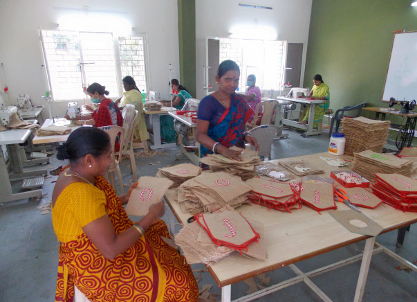 I am fundraising to providing a platform for poor and rural women entrepreneurs