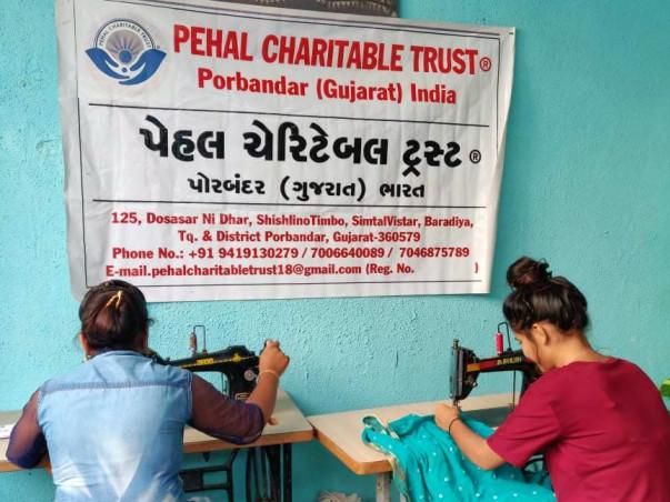 Help Underprivileged Discriminated Destitute Women