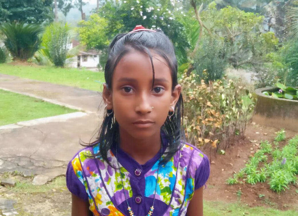 Amitha needs a heart surgery that can save her life
