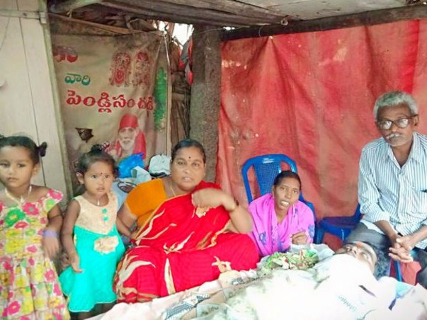 Give Life To Children's Lasya Sri and Pranitha