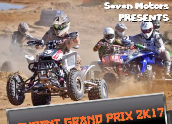 STUDENT GRAND PRIX- An ATV Dragway