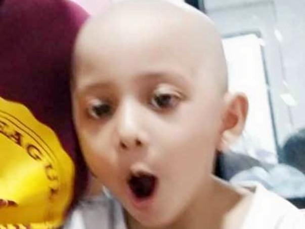 Help Swara Beat Thalassemia Major