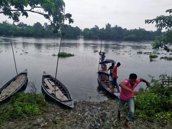 Assam Flood Relief Campaign