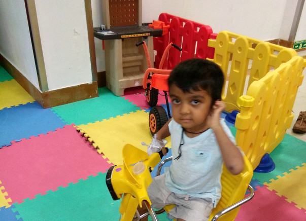 Help 5 year old Tanish Get Treatment For A Rare Blood Disorder